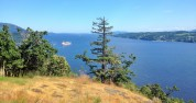 Cowichan Bay (2nd Lookout)