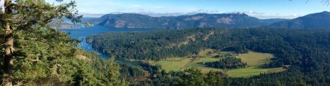 Maple Bay, Birds Eye Cove/Farm, Saltspring