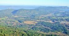 Mt Prevost view