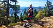 Aaron at summit